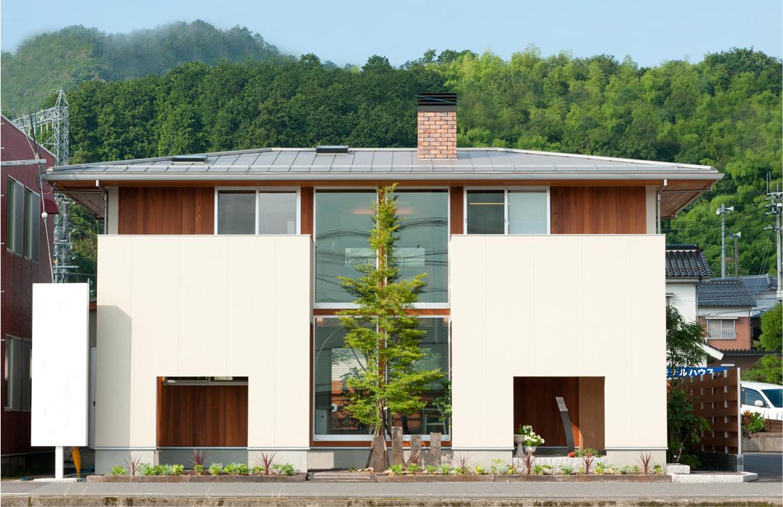 倉吉モデルハウス
