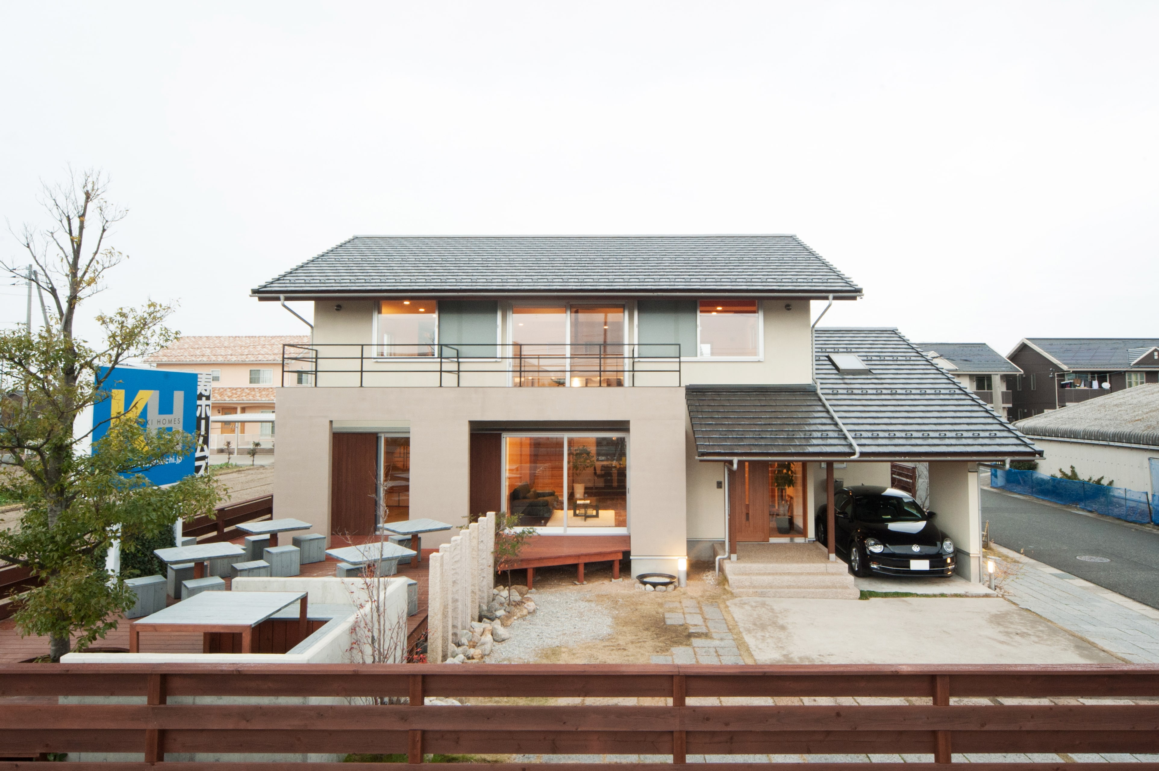 鳥取モデルハウス
